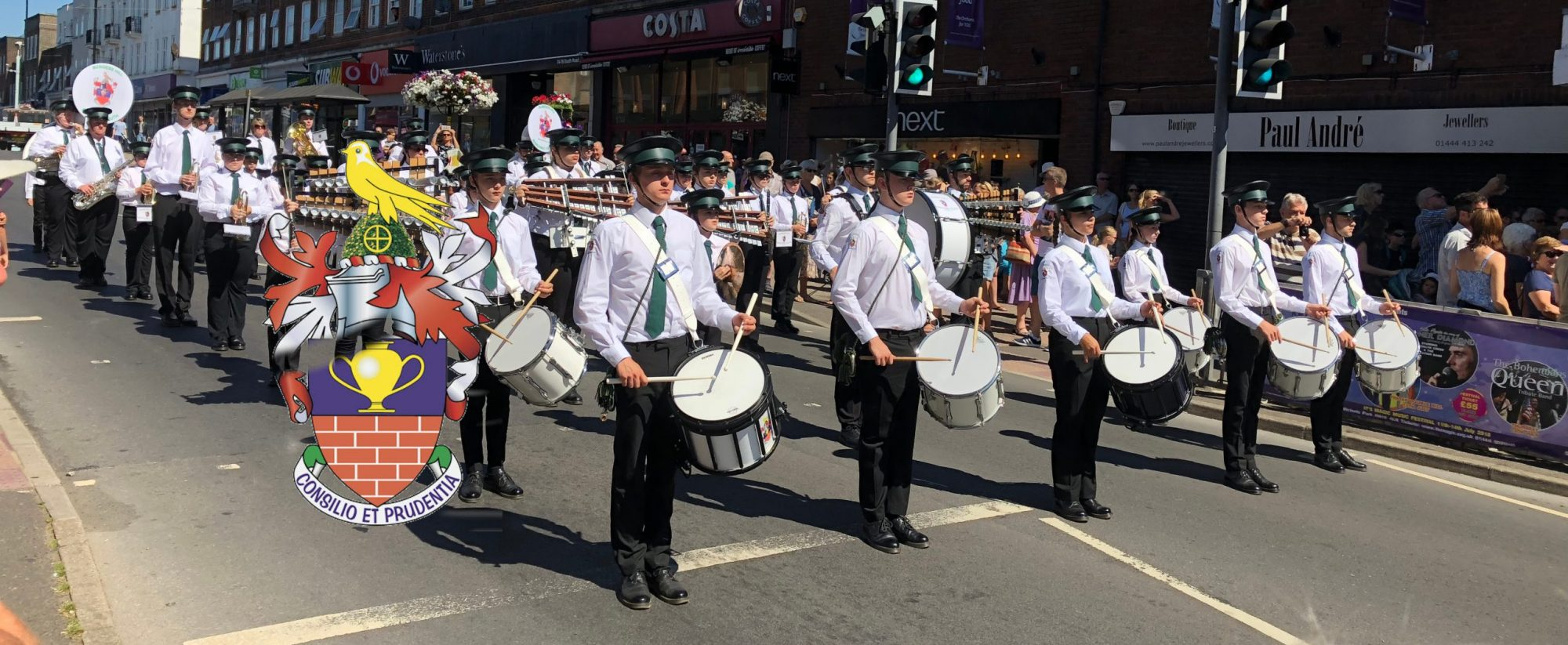 Burgess Hill Marching Youth